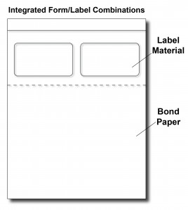 Integrated Label Forms | CPC Label Solution Canada
